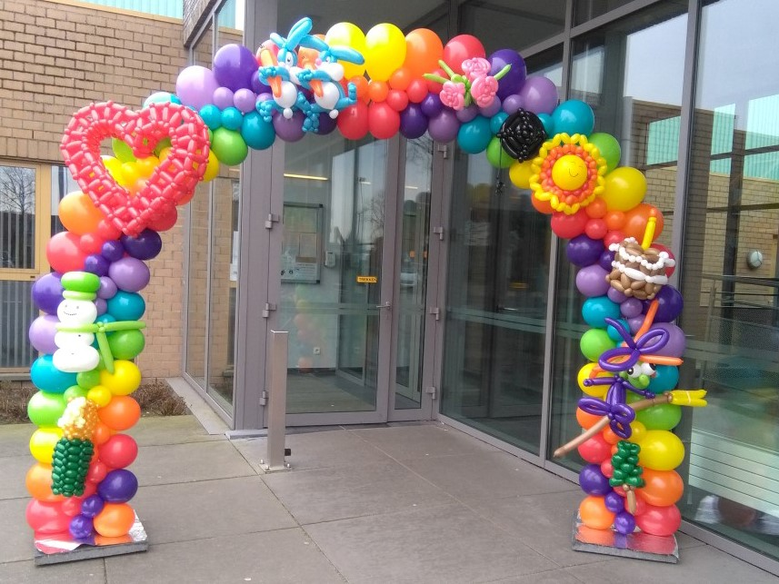 balloon decorator of the year